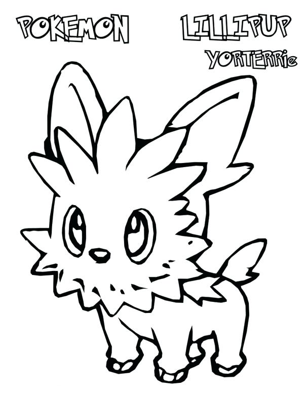 600x776 Pokemon Black And White Coloring Pages Coloring Pages Free Black