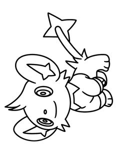 236x304 Pokemon Victini Coloring Pages Pokemon Coloring Pages