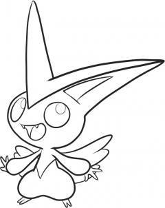 240x302 How To Draw Victini