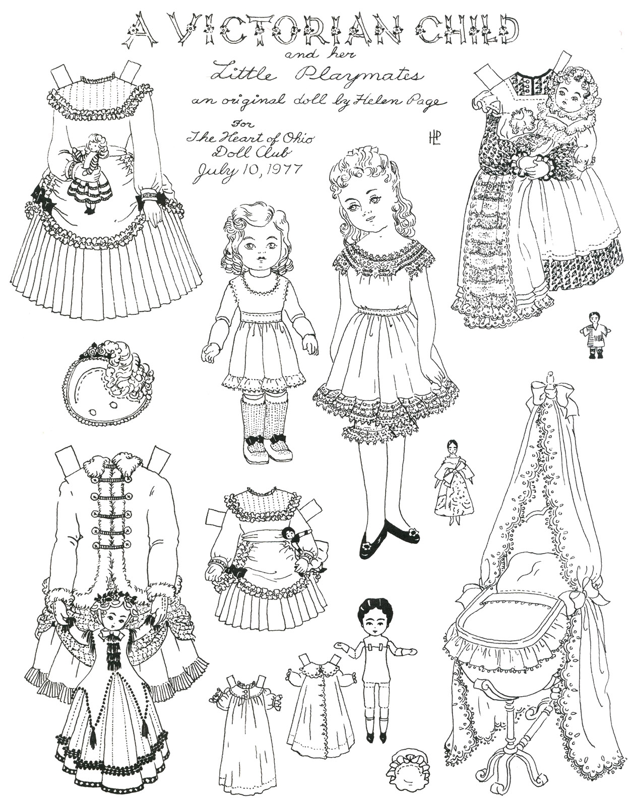 1250x1600 Victorian Coloring Pages Free Coloring For Kids