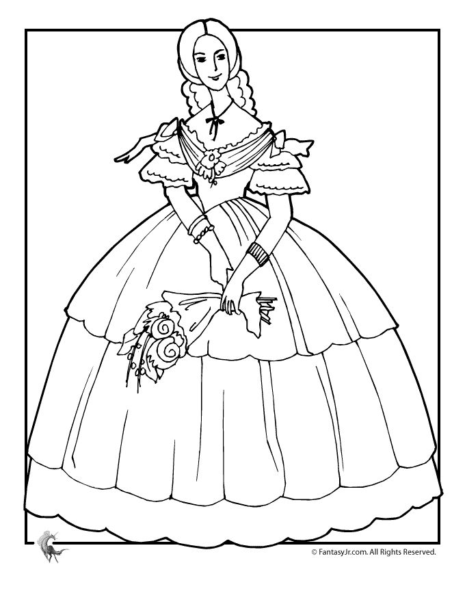 680x880 Victorian Colouring Sheets Best Grafisch Images