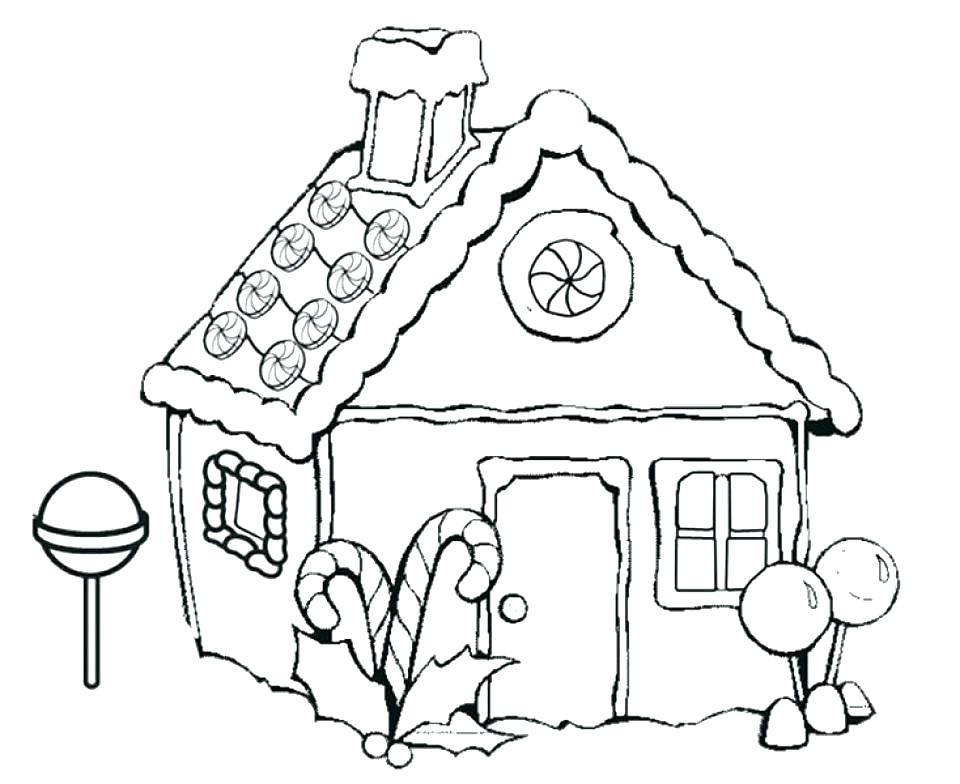 960x784 Coloring Pages Of Houses