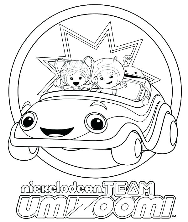 600x705 Nickelodeon Coloring Pages Nickelodeon Coloring Pages