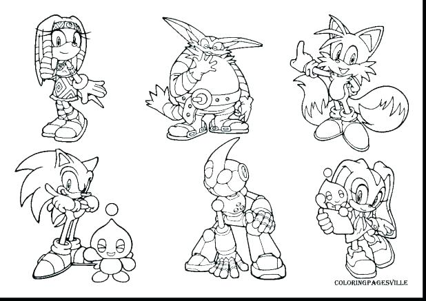 618x437 Video Game Characters Coloring Pages Coloring Pages Of Video Game
