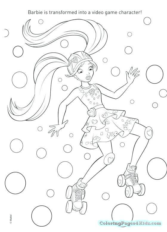 560x776 Video Game Coloring Pages Video Game Character Coloring Pages