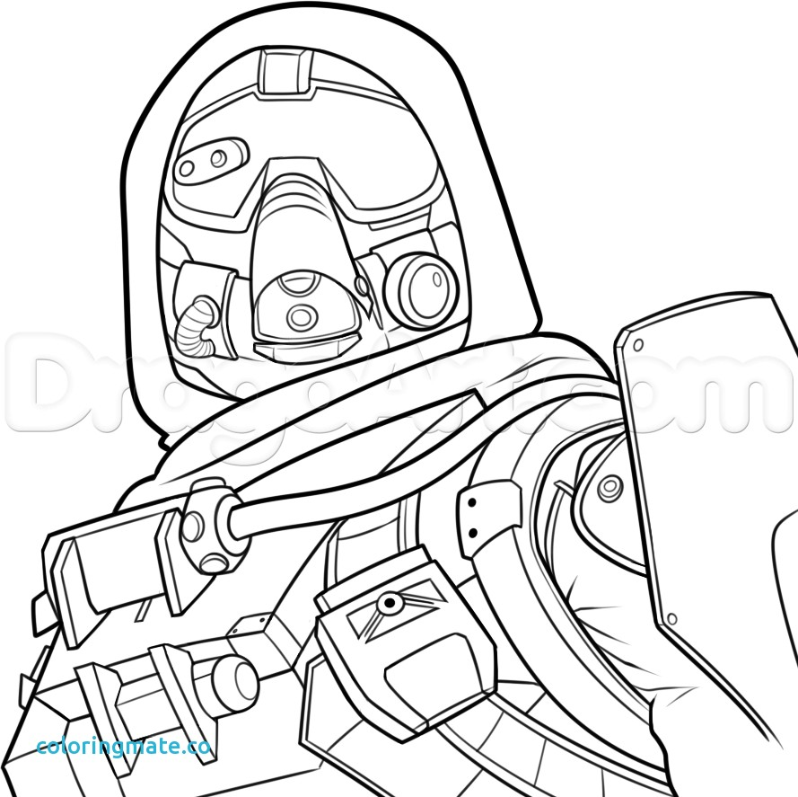 889x887 Creative Ideas Destiny Coloring Pages Video Game