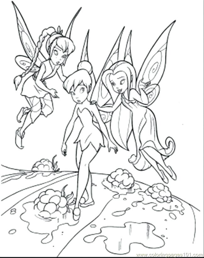 650x821 Teaching Coloring Page Free Fairies Coloring Teaching Disney