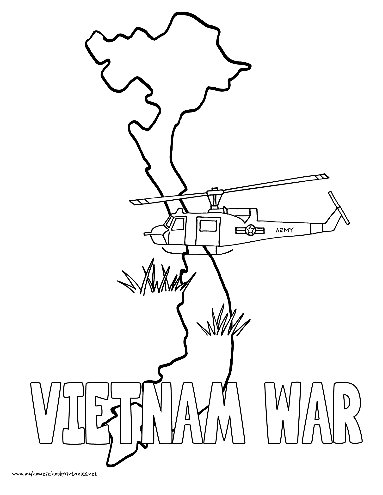 1594x2063 History Coloring Pages Volume Vietnam War And Food Chains