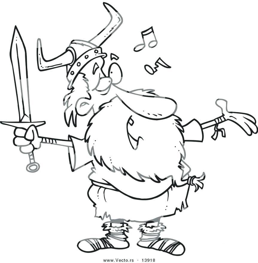 863x880 Viking Coloring Page Vikings Coloring Pages Drawn Viking Coloring