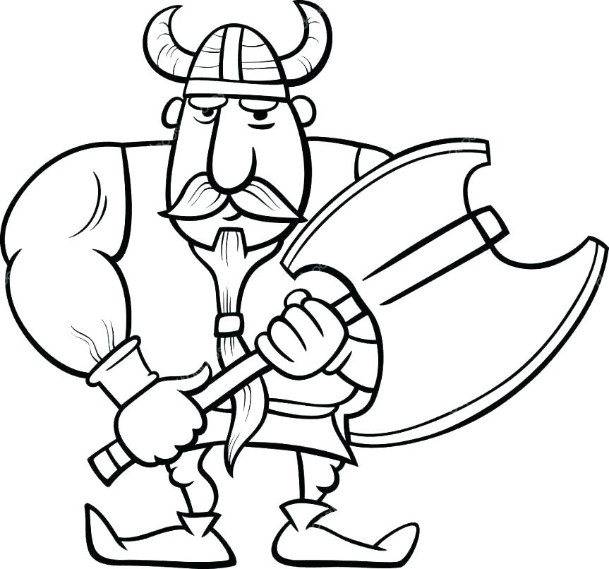 863x806 Coloring Pages Vikings Yogaspb Site