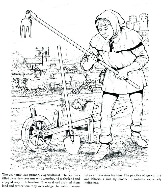 Village Coloring Pages at GetDrawings | Free download