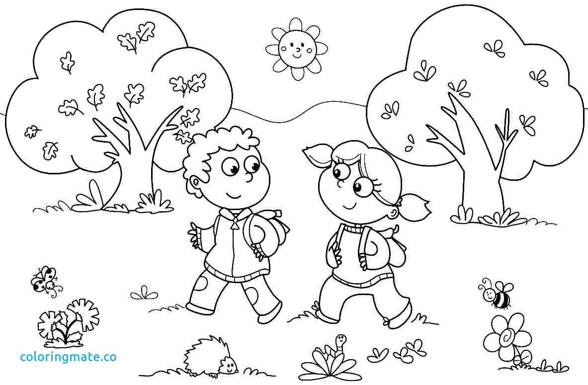 1183x775 Activity Village Coloring Pages Beautiful School Bus Colouring
