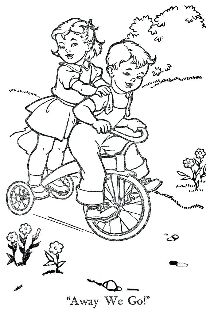 723x1024 Free Vintage Christmas Coloring Pages Free Vintage Coloring Pages