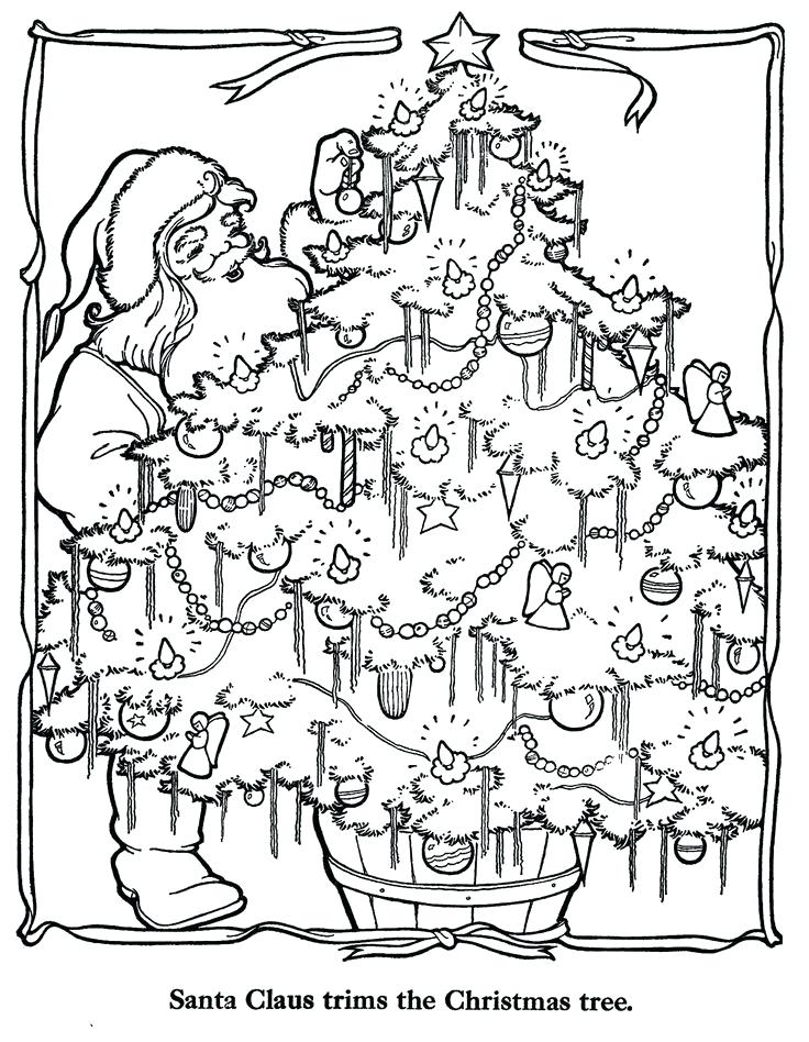 736x948 Vintage Christmas Coloring Pages Vintage Coloring Pages Best