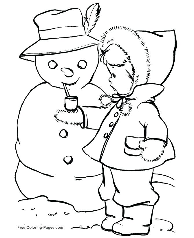 670x820 Vintage Christmas Coloring Pages X Free Vintage Christmas Coloring