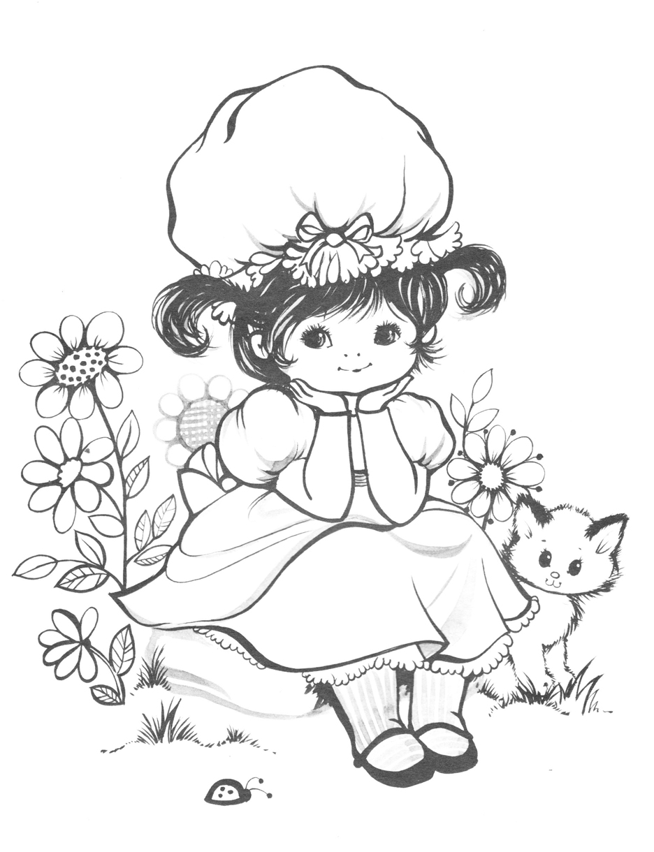 936x1220 Lovely Ideas Vintage Coloring Pages Webitou Images Books Print