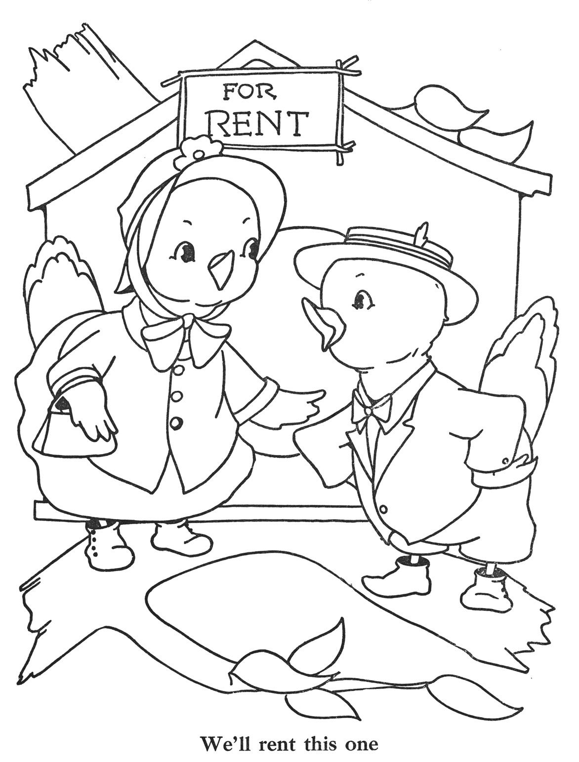1172x1544 Vintage Coloring Page Google Search Craft Patterns
