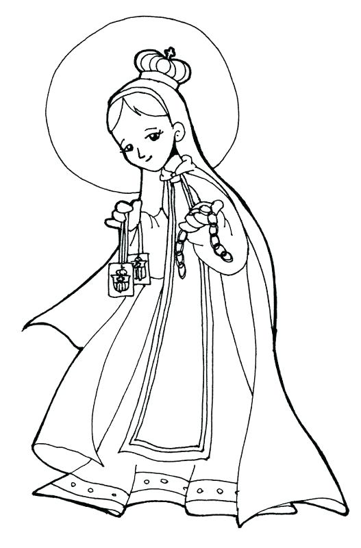 527x800 Mary Coloring Pages Coloring Page Mother Coloring Pages Mother