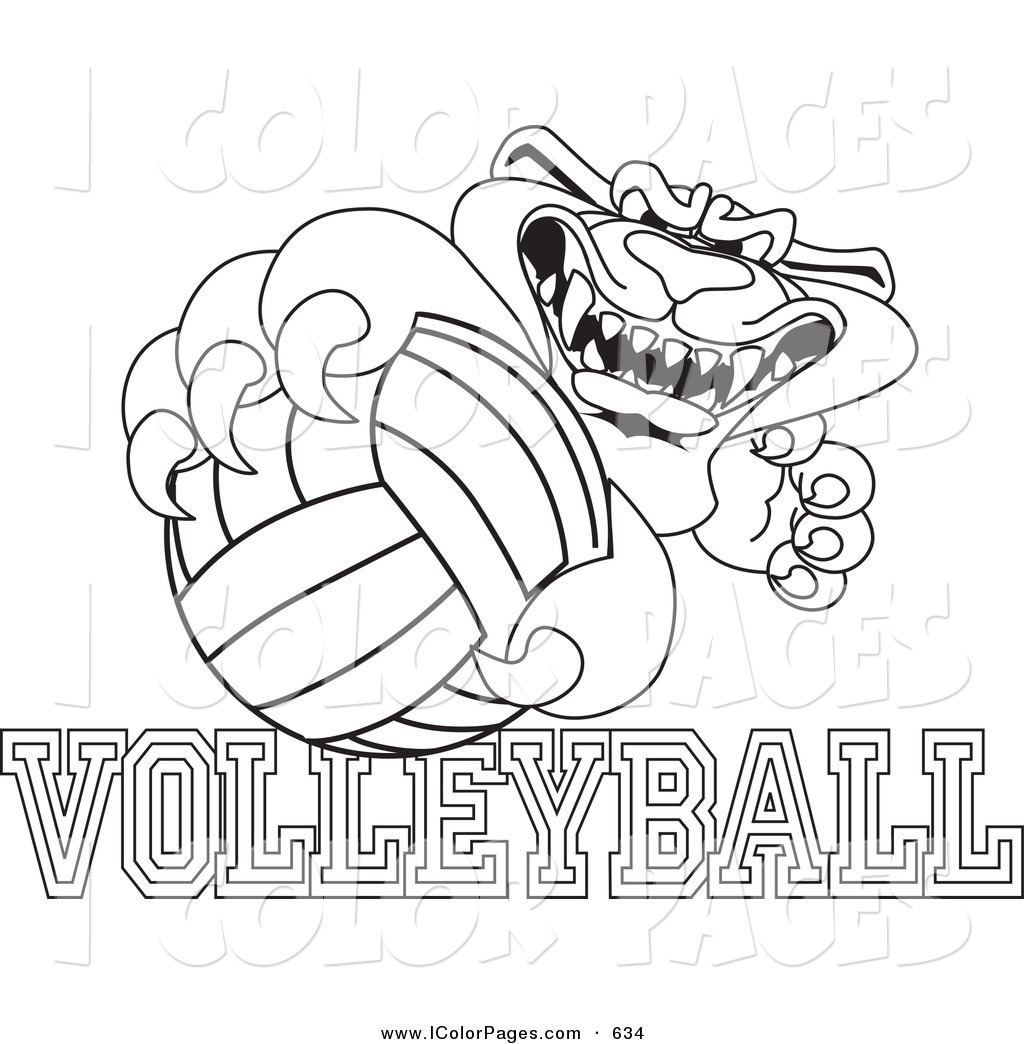 1024x1044 Volleyball Coloring Pages For Kindergarten Easy Sports Printable