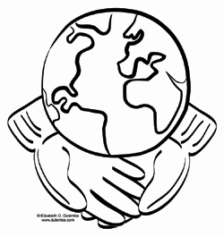 250x265 Best C Color Images On I Love Usa Coloring Page