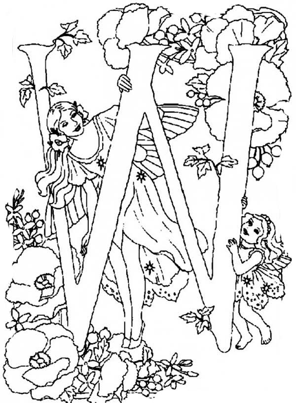 W Coloring Page At Getdrawings Com Free For Personal Use W