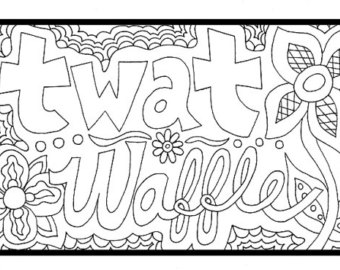 340x270 Coloring Sheets Etsy