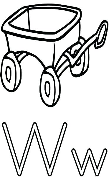 370x600 Wagon Coloring Page Wagon Coloring Pages Horse Coloring Page Wagon