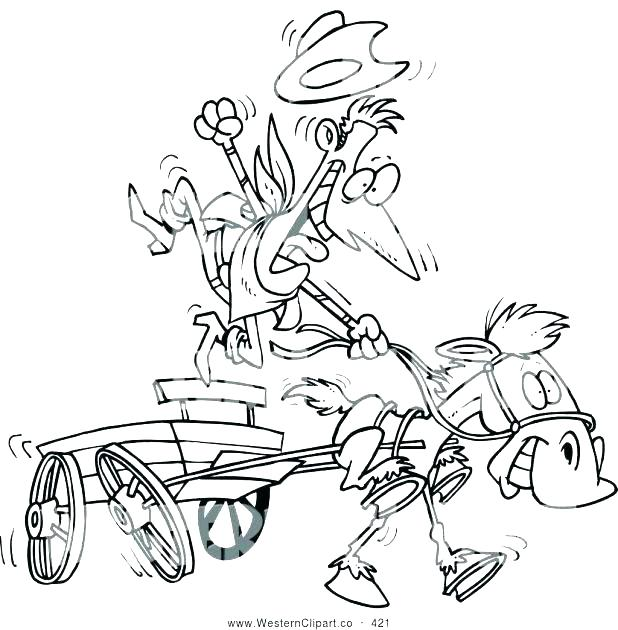 618x630 Wagon Coloring Pages Wagon Coloring Pages Wagon Coloring Page