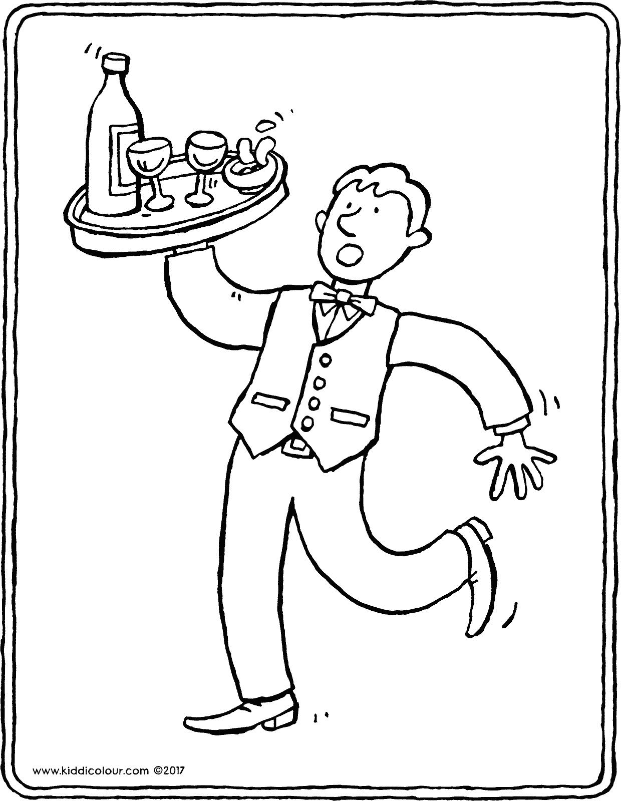 1240x1600 Waiter