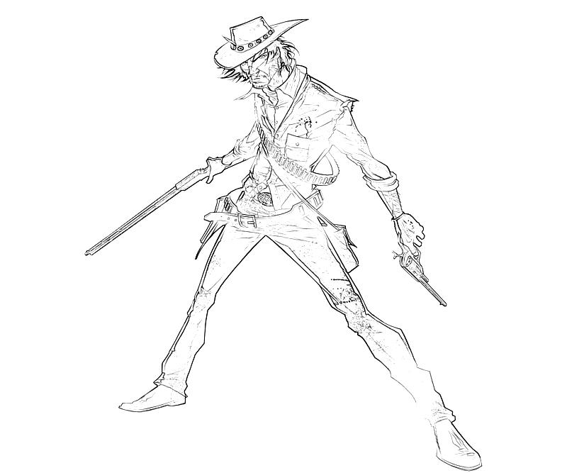 800x667 Red Dead Redemption Coloring Pages Coloring Pages For Adults