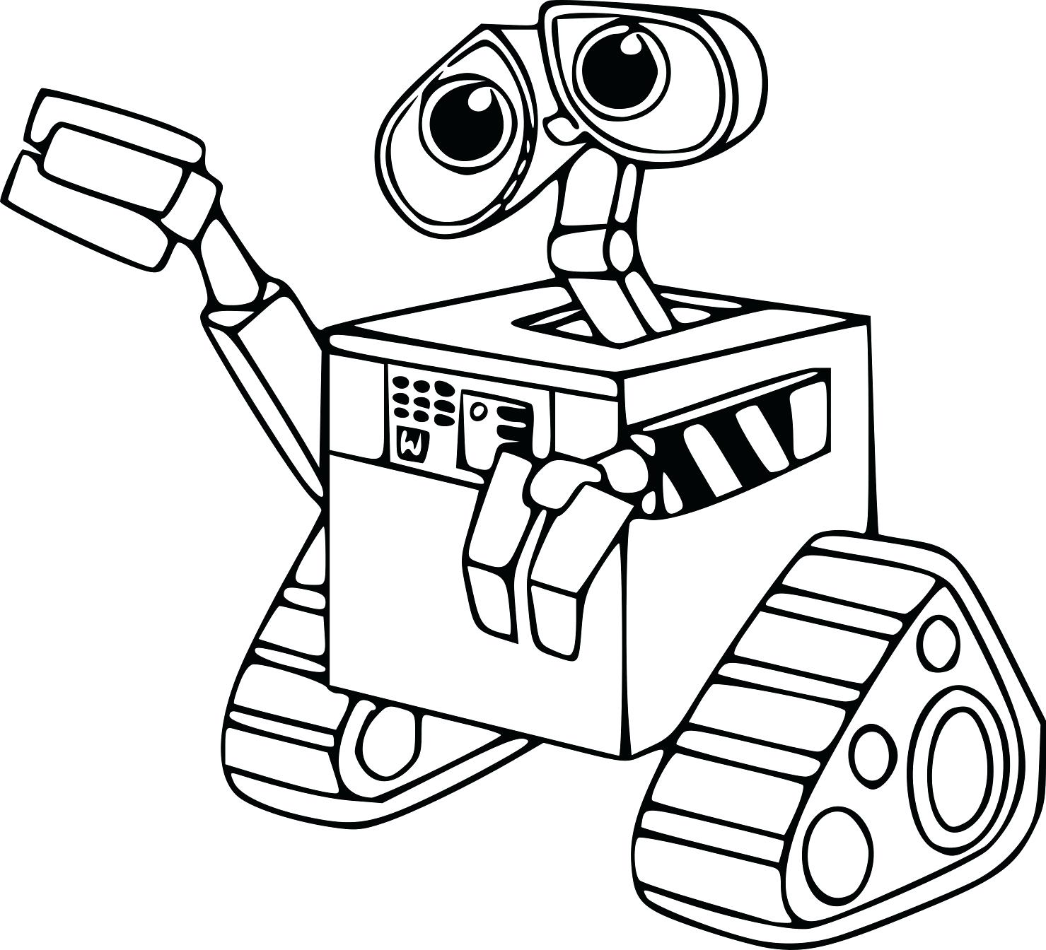 1479x1344 Coloring Pages Wall E Coloring Pages And Eve Nehemiah Wall E