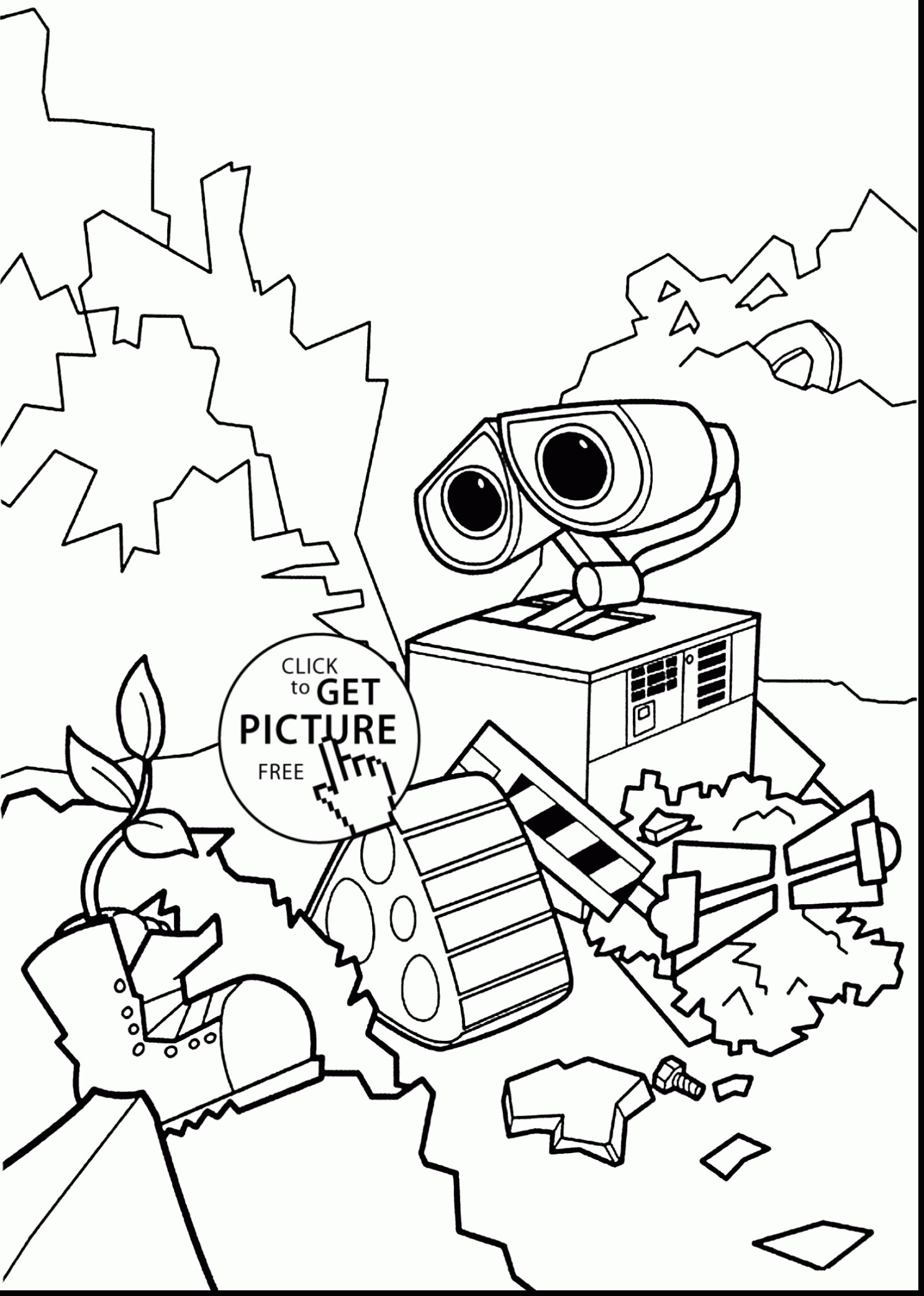 1631x2286 Wall E And Eve Coloring Pages For Kids New Coloring Sheets