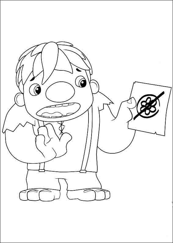 567x794 Wallykazam Coloring Pages Everthing