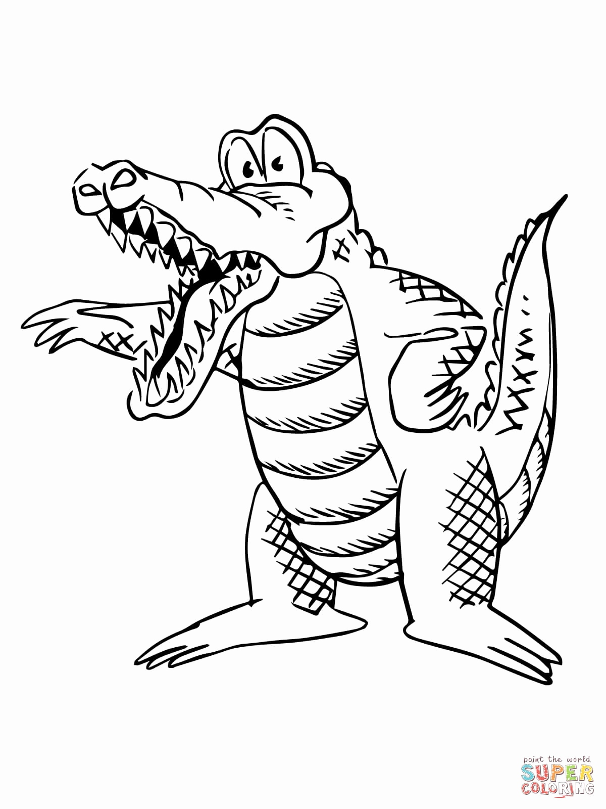 1200x1600 Alligator Gar Coloring Page Stock Wallykazam Coloring Pages