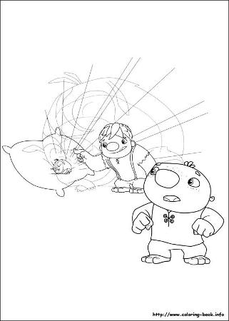 321x450 Mature Colors Wallykazam Coloring Page