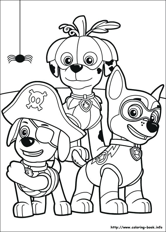 567x794 Paw Patrol Coloring Pages Free Paw Paw Patrol Coloring Book