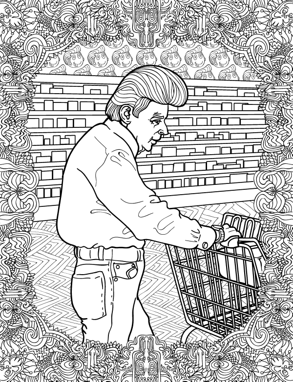 Walmart Coloring Pages at GetDrawings.com | Free for ...