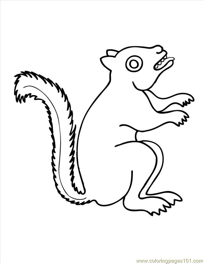 650x840 Walnut Coloring Page