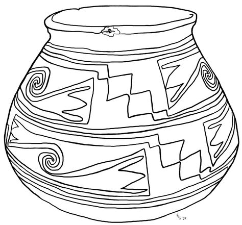 474x441 Coloring Page Walnut Black On White Pot Saturday Funday