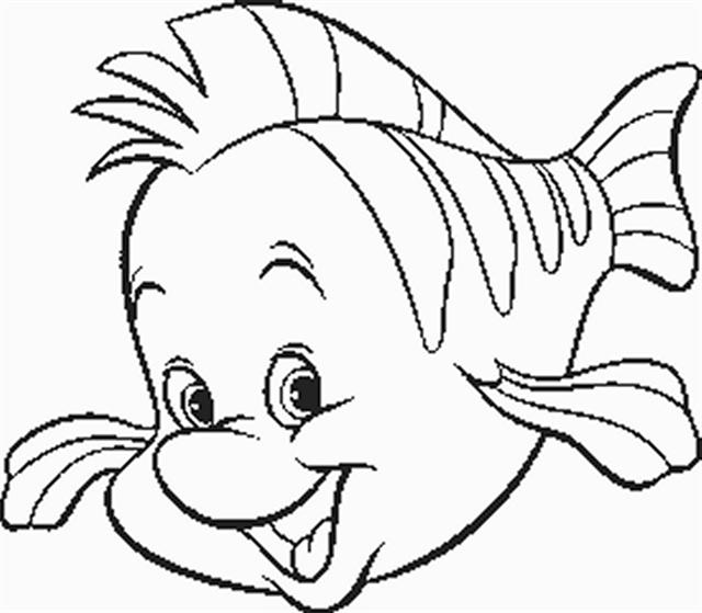 640x559 Of Disney Characters Coloring Page Free Download