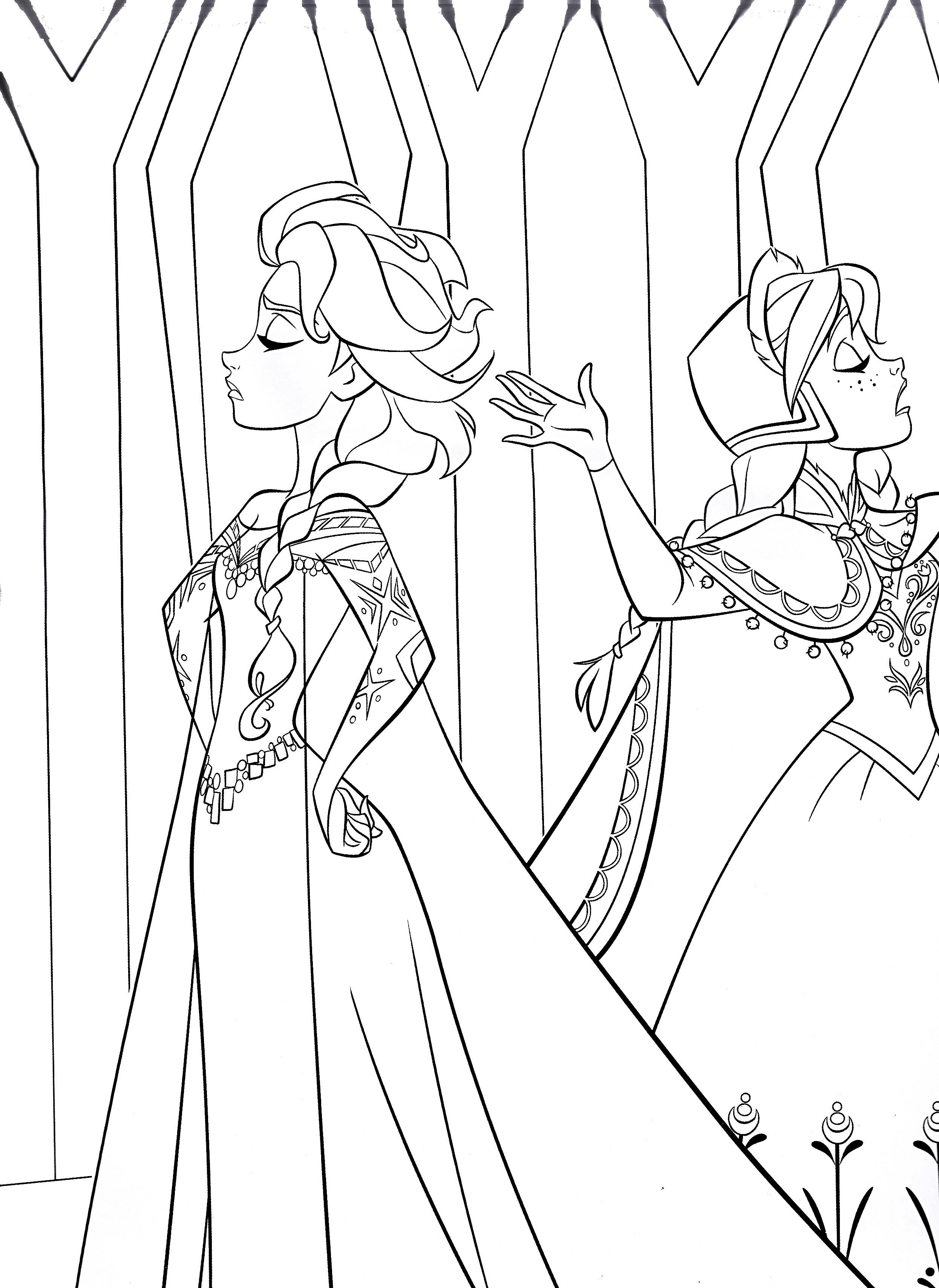 2491x3418 Kawaii Disney Coloring Pages Wagashiya