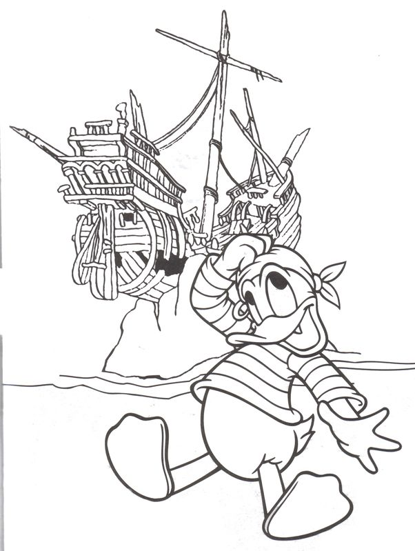 602x799 Walt Disney World Coloring Pages