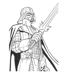 260x300 Star Wars Coloring Pages Playing Learning