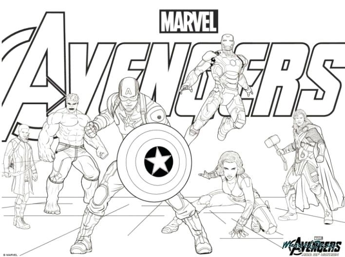 708x528 Avengers Coloring Pages Infinity War Coloring Pages Avengers