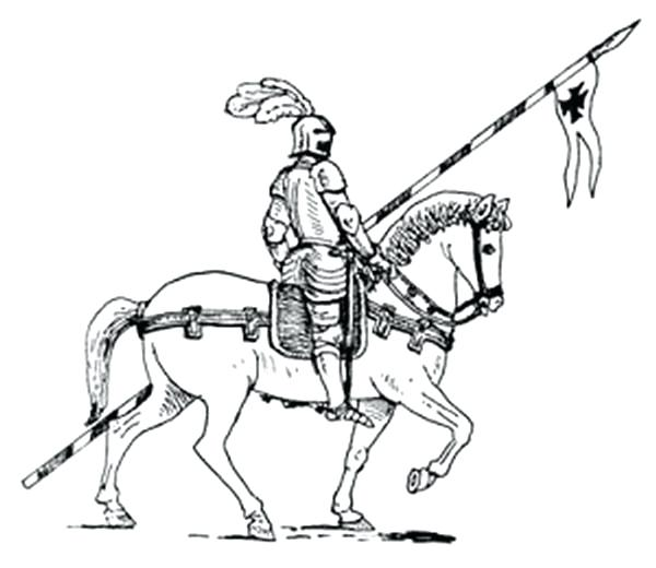 600x520 Horse Coloring Pages Carousel War Horse Coloring Pages Horse