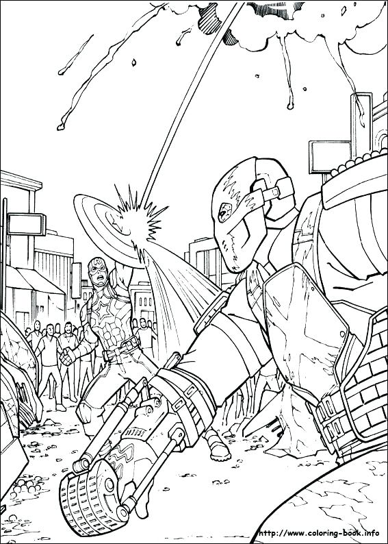 567x794 War Coloring Pages Civil War Coloring Book Captain Civil War