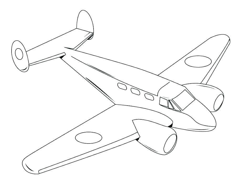 948x733 Coloring Pages Planes Planes Coloring Book Plus Plane Coloring