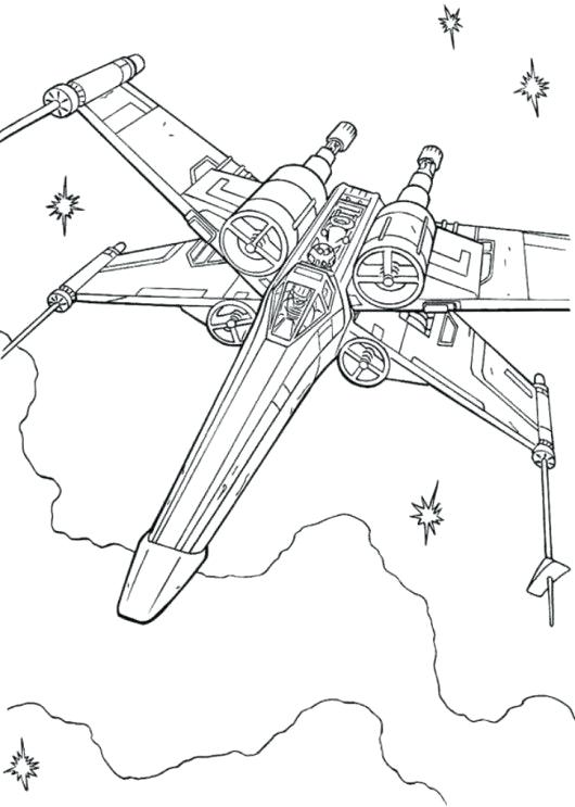 530x743 Amusing Star Wars Ships Coloring Pages Star Wars Coloring Page
