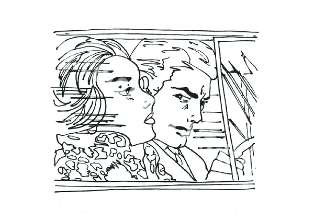 Andy Warhol Coloring Pages