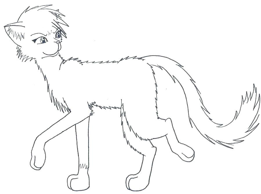 900x669 Warrior Cats Coloring Pages Warrior Cat Coloring Pages Warrior Cat